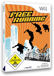 Free Running Wii cover (RU6PHY)