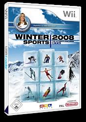 RTL Winter Sports 2008 Wii cover (RUCXRT)