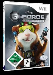 G-Force: Agenten mit Biss Wii cover (RUEY4Q)