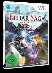 Eldar Saga Wii cover (RVKP99)