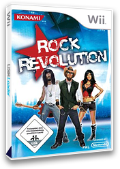 Rock Revolution Wii cover (RVLPA4)