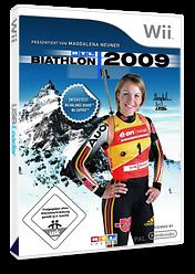 RTL Biathlon 2009 Wii cover (RVXPRT)