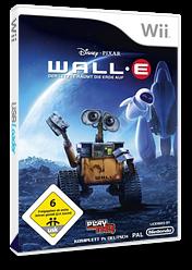 WALL-E: Der Letzte räumt die Erde auf Wii cover (RWAD78)