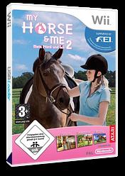 My Horse & Me 2: Mein Pferd und Ich Wii cover (RX2P70)