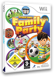 Family Party: 30 Great Games Wii cover (RZ9PG9)