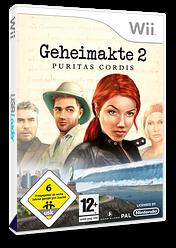 Geheimakte 2: Puritas Cordis Wii cover (RZFPKM)