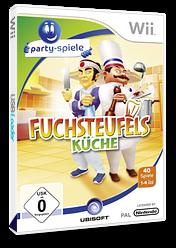 Fuchsteufels Küche Wii cover (RZLP41)