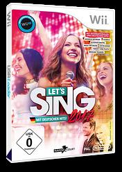 Let's Sing 2017 - Mit Deutschen Hits! Wii cover (S33DKM)