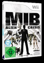 Men In Black: Alien Crisis Wii cover (S3ZP52)