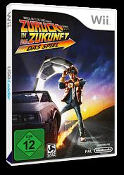 Zurück in die Zukunft - Das Spiel Wii cover (S5BPKM)
