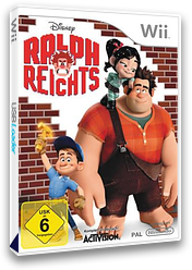 Ralph Reichts Wii cover (S6RP52)