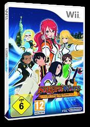 Sakura Wars: So Long, My Love Wii cover (SAKPNS)