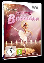 Spielen wir Ballerina Wii cover (SBRPKM)