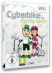 Cyberbike Cycling Sports Wii cover (SCBPNK)