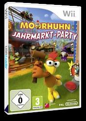 Moorhuhn - Jahrmarkt-Party Wii cover (SCUPFR)