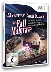 Mystery Case Files: Der Fall Malgrave Wii cover (SFIP01)