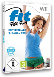 Fit for Fun Wii cover (SFRPXT)