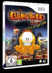 Die Garfield Show - Invasion der Space Lasagne Wii cover (SG7PVL)