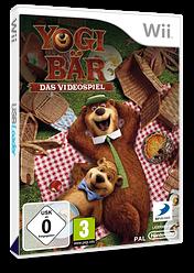 Yogi Bär:Das Videospiel Wii cover (SG8PAF)