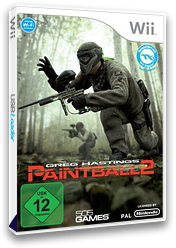 Greg Hastings Paintball 2 Wii cover (SGBPGT)
