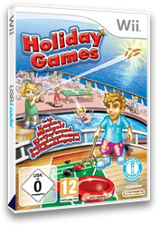 Holiday Games Wii cover (SHGDRM)