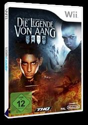 Die Legende von Aang Wii cover (SLAP78)