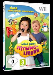 Meine ersten Mitsing-Lieder Wii cover (SONFMR)