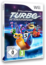 Turbo: Die Super-Stunt-Gang Wii cover (SOSPAF)