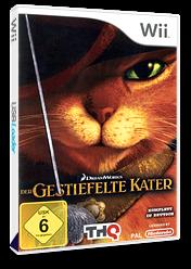 Der gestiefelte Kater Wii cover (SSBP78)