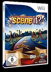 Scene It? Ganz großes Kino! Wii cover (SSCDWR)