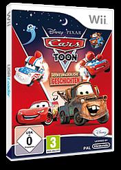 Cars Toon:Hooks unglaubliche Geschichten Wii cover (STOP4Q)
