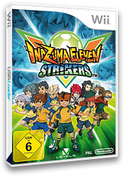 Inazuma Eleven Strikers Wii cover (STQP01)