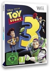 Toy Story 3 Wii cover (STSY4Q)