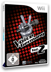 The Voice of Germany Vol. 2 Wii cover (SV5PRV)