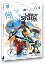 Eurosport Winter Stars Wii cover (SW3PKM)