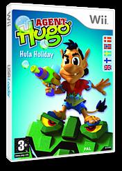 Agent Hugo: Hula Holiday Wii cover (R3HX6Z)
