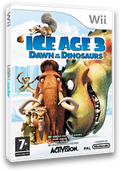 Ice Age 3: Dawn of the Dinosaurs Wii cover (RIAP52)