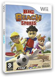 Big Beach Sports Wii cover (RVVP78)