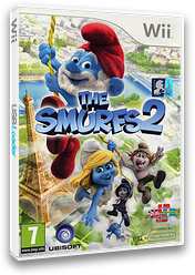 The Smurfs 2 Wii cover (S2XP41)
