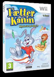 Fætter Kanin: 1. klasse - Mysteriet på Sky 9 Wii cover (SRTXNL)