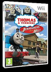 Thomas og vennerne: Jernbanens Store Helt Wii cover (ST4PNX)