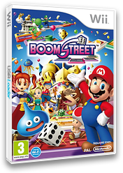 Boom Street Wii cover (ST7P01)