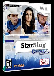 StarSing:Country v2.0 CUSTOM cover (CS1P00)