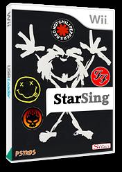 StarSing:Songs For My Jedi v1.0 CUSTOM cover (CS5PZZ)