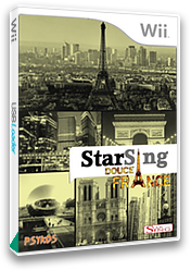 StarSing : Douce France v2.0 CUSTOM cover (CS6P00)