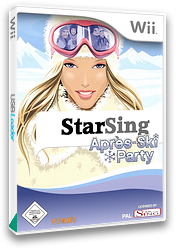 StarSing : Après-Ski Party v2.0 CUSTOM cover (CSJP00)