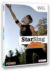 StarSing:Electro-Dancefloor Volume 1 v2.0 CUSTOM cover (CSMP00)