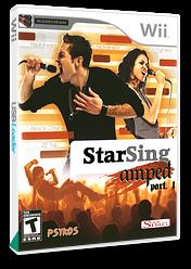 StarSing:Amped Part. I v2.1 CUSTOM cover (CT6P00)