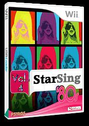 StarSing:'80s Volume 4 v2.0 CUSTOM cover (CTTP00)