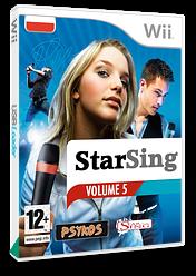 StarSing:Volume 5 v1.0 CUSTOM cover (CU6P00)